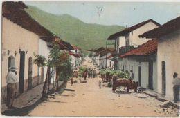 CPA NICARAGUA Recuerdos Granada Timbre Stamp Mark 1913 - Nicaragua