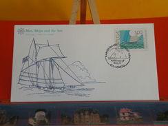 Voilier > Schooner US Revenue Cutter 1825 > Portugal  > Cit Porto > 19.11.1977 - FDC 1er Jour - FDC