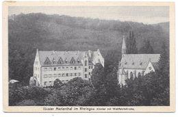 66 - Kloster Marienthal Im Rheingau - Kloster Mit Wallfahrtskirche - Verlag Schiersteiner Zeitung - Rheingau