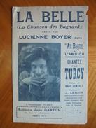 Ancienne Partition La Belle (La Chanson Des Bagnards) 1929 - Autres