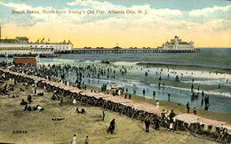 ATLANTIC CITY / BEACH SCENE  / A 61 - Atlantic City