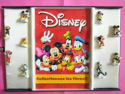 Coffret Collector Série Complète De 10 Fèves Disney - MICKEY ET SES AMIS 2003 ( Feve MICKEY MOUSE AND FRIENDS ) - Disney