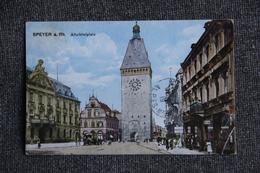 ALLEMAGNE - SPEYER A.Rh. - Altpörtelplatz - Speyer