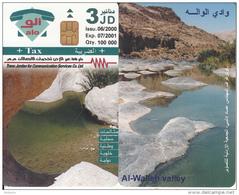 JORDAN - Al-Walleh Valley, 06/00, Sample(no CN) - Landschaften