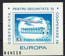 Rumänien 1977 // Michel Block 143 ** (10.202) - Blocchi & Foglietti
