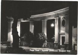 X603 Fiuggi Fonte (Frosinone) - Ingresso Stabilimento Bonifacio VIII - Notturno Nuit Night Nacht Noche / Viaggiata 1961 - Altre Città