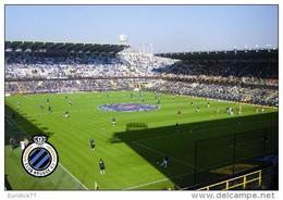 Stadium Jan Breydel (Club Brugge KV,Belgium) Postcard - Size: 15x10 Cm. Aprox. - Football