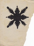 Scherenschnitt Von 1948 (31254) - Scherenschnitte