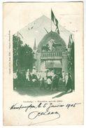 Cambodge. - Exposition Agricole (1900). - Cambodge