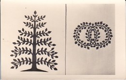 Foto Scherenschnittmuster - Ca. 1950 (31255) - Chinese Papier
