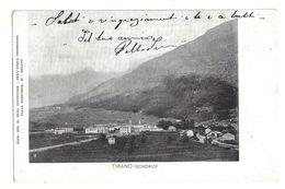 CARTOLINA DI TIRANO - SONDRIO - 1 - Sondrio