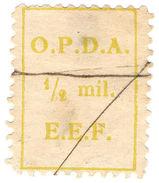 (I.B) Palestine Revenue : Ottoman Public Debt ½m (OPDA) - Palestine