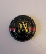Capsule Crémant D'Alsace   Arthur Metz - Capsules & Plaques De Muselet
