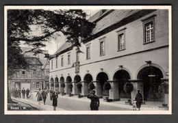 Germany20th Cent.postcard:SOEST...city Hall (card Unused,never Written On Nor Sent) - Soest
