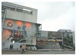 Cpm Annecy - Le Cinéma Décavision Avenue De Brogny - Tirage XXL Carte Neuve Récente - Annecy