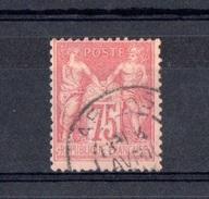 FRANCE N°81 - 1876-1898 Sage (Type II)
