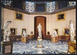 FIRENZE - Galleria Degli Uffizi - La Tribuna - Vg - Firenze (Florence)