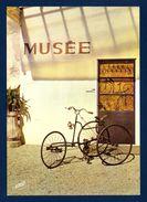 Tricycle Quadrant ( 1885 - Birmingham). Musée De La Moto Et Du Vélo à Lunéville. Collection Maurice Chapleur. 1987 - Cartes Postales