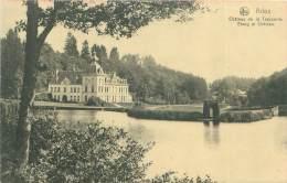 ARLON - Château De La Trapperie. Etang Et Château - Aarlen