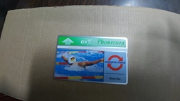 United Kingdom-(bto054)-kristin Otto9-(5units)-(308g)-tirage-5.000-mint+1card Prepiad Free-(price Cataloge-6.00£ - United Kingdom