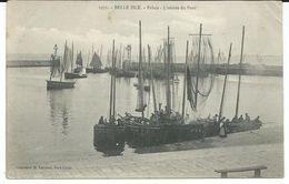 France > 56] Morbihan > Belle Ile En Mer.CPA 1931.Belle-Isle-en-Terre - La Port - Belle Ile En Mer