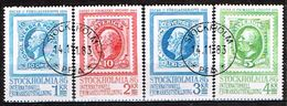 SUEDE /Oblitérés/Used/1983 - Exposition Philatélique Internationale Stockholmia 86 - Oblitérés