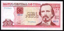 CARIBE / 100 PESOS 2014  Serie AH-21 772945 PICK NEW UNC - Cuba