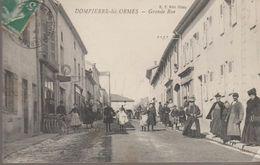 Dompierre Les Ormes- Grande Rue - Otros Municipios