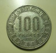 Congo 100 Francs 1975 - Congo (République 1960)