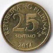 Philippines 2014 25 Sentimos [C670/2D] - Philippines