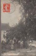 St Gengoux Le National / Le Maronnier Centenaire 1802-1910 Après L'ouragan Du 22 Juillet 1910 - Otros Municipios