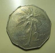Philippines 2 Piso 1984 - Filipinas
