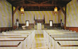 Indiana Lincoln City Chapel Of The Abraham Lincoln Hall