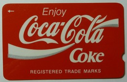 USA - Plessey Demo - GPT - Coca Cola - Specimen - Schede Olografiche (Landis & Gyr)