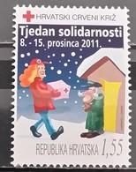 Croatia, 2011, Mi: ZZ 124 (MNH) - Croatie