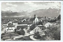Collombey Et Les Alpes Vaudoises - VS Valais