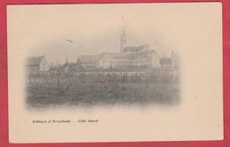 Averbode - Abbaye - Côté Ouest  ( Verso Zien ) - Scherpenheuvel-Zichem