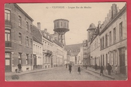 Vilvoorde / Vilvorde - Longue Rue Des Moulins -192? ( Verso Zien ) - Vilvoorde