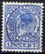 NETHERLANDS # FROM 1928   STAMPWORLD 216 TK: 12 1/2 - 1891-1948 (Wilhelmine)