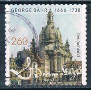 2016  George Bähr  (selbstklebend) - [7] République Fédérale