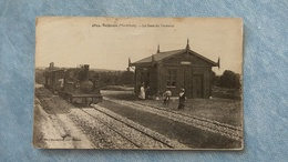 BEIGNON - LA GARE DU TRAMWAY - 56 - France