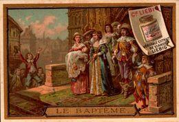 1 Chromos Liebig - Les Moments De La Vie - Le Bapteme - S186 - Bill-741 - Voir Scan R/V - Liebig