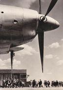 AVIATION CIVILE - EAST GERMANY : INTERFLUG - AVION IL 18 - AIRPORT : BERLIN - SCHÖNEFELD - 1965 - RARE ! (w-911) - 1946-....: Moderne