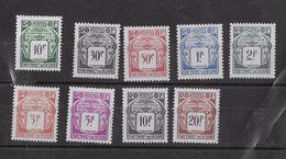 Océanie N°18 à 27** Sans Le N°24 TAXE - Oceanië (1892-1958)