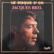 """Jacques Brel  """"  Le Disque D'or  """" - Unclassified"""