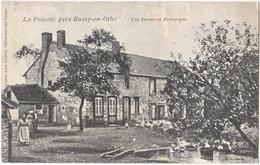 89. LA PREVOTE, Près Bussy-en-Othe. Une Ferme En Bourgogne. 120 - Autres Communes