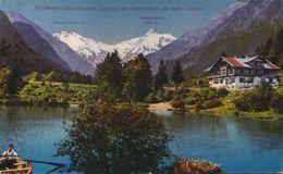 Waldhôtel Christles-See Bei Oberstdorf Im Bayr. Allgäu - Oberstdorf