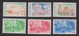 N° 79-80-81-82-83-84 **  Conseil De L'Europe Et U.N.E.S.C.O.  YT 7,20 € - Neufs