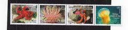 Saint-Pierre-et-Miquelon N ° 1034 à 1037** - Unused Stamps