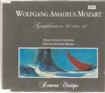 "CD    Mozart  ""  Symphonies N° 40  &  41 Par Festival Orchestra  De 1993  Avec  7  Titres - Klassik"